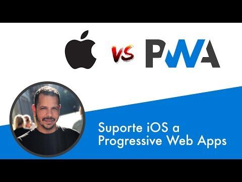 Curso PWA #09 - Progressive web apps: 08 iOS vs. PWA