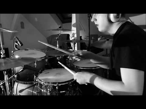 MOBY Mere Anarchy DRUM COVER