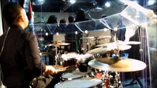 Withholding Nothing - William McDowell (drumcam)