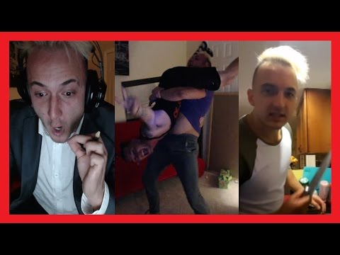 😂 BEST OF HYPHONIX - TWITCH STREAM FAILS & HIGHLIGHTS COMPILATION