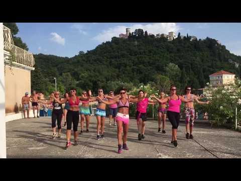 Zumba fitness - Hot bhangra
