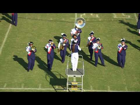 Bartlett Yancey band performance