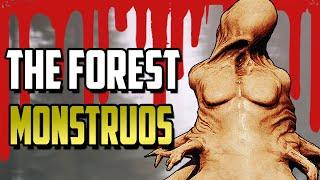 Todos los MONSTRUOS de The Forest EXPLICADOS