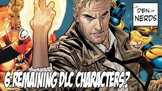John Constantine? Larfleeze? Booster Gold? Who Will The Remaining DLC Characters For Injustice 2 Be?