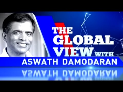 Central Banks Have No Power: Global View With Prof Aswath Damodaran