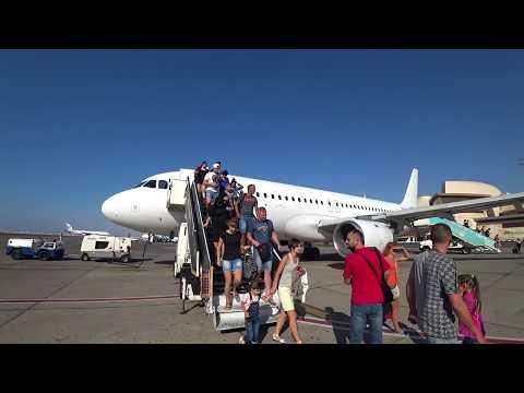 Как лететь в египет