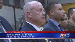 Bryant falls to Sacred Heart as Tim O