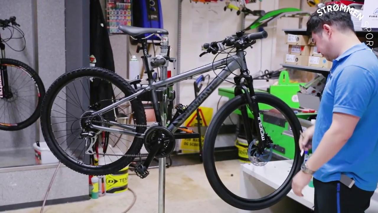 a640b0bd Slik bør du vaske og vedlikeholde sykkelen din | Strømmen Storsenter