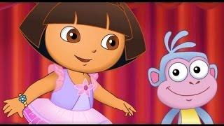 Dora la Exploradora en Español Latino and Ingles Dora Ballet Adventures Games