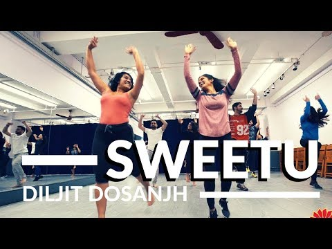 Sweetu | Diljit Dosanjh | Beginner Bhangra Students (Dance Cover) New York City