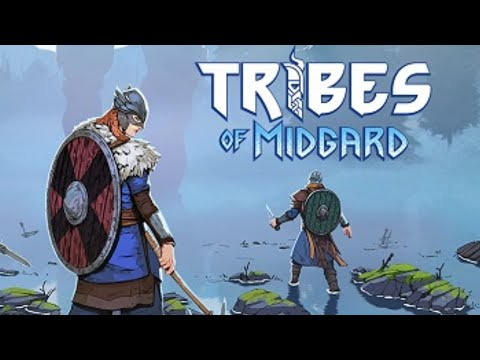 New Survival Co-op Tower Defense Game | Tribes Of Midgard | Let's Play Gameplay | E01