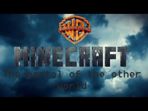 Minecraft Movie The portal of the other world Trailer [Official] [2015] [HD]