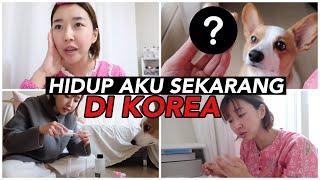 #STAYHOME DI KOREA   HIDUP AKU SEKARANG...  FOREO UFO REVIEW Bahasa