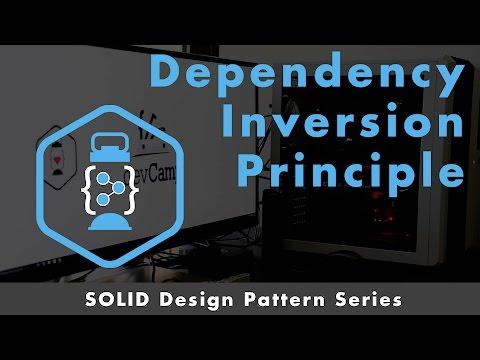 OOP Design Principles: Dependency Inversion Principle