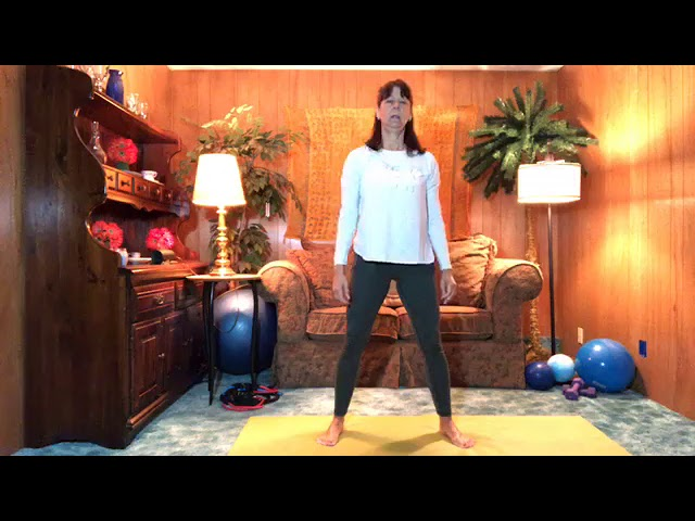 LIVE: Stretch With Wendy
