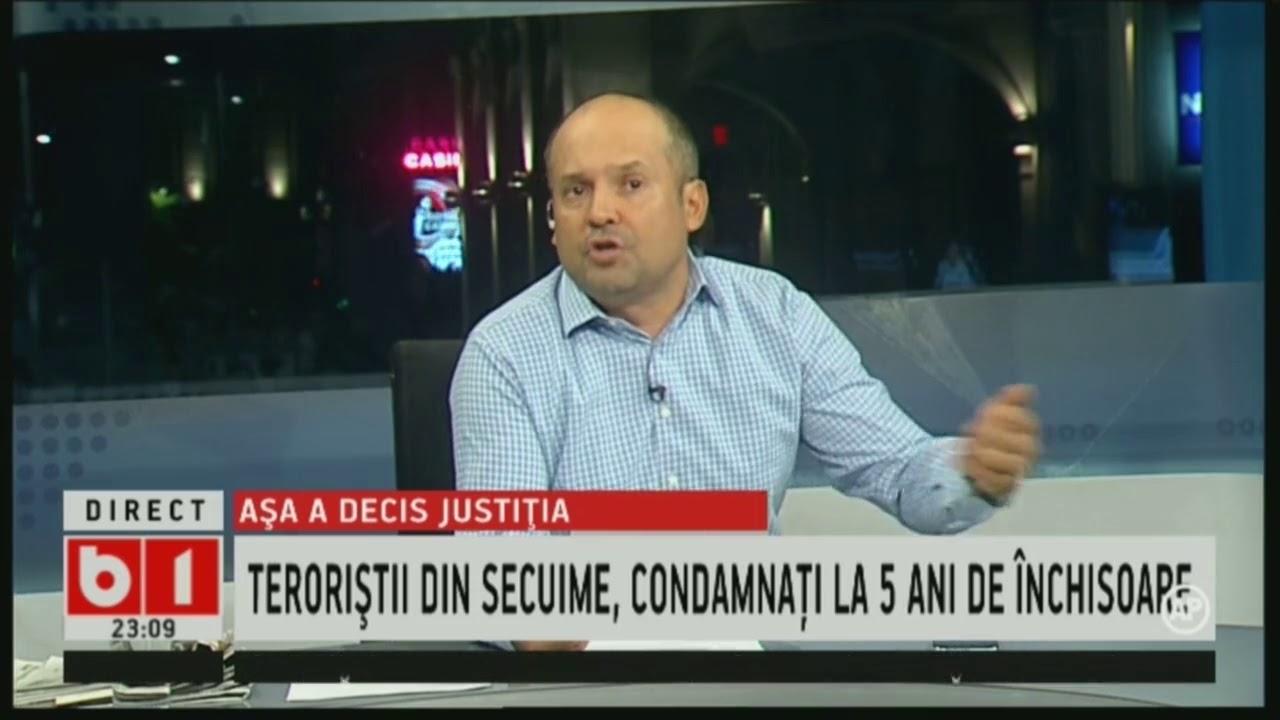 Radu Banciu și B1 TV au pierdut un proces cu Antenele ...  |Radu Banciu