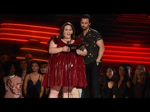 Chrissy Metz FIRES BACK At Body Shamers Over MTV Movie & TV Awards Dress