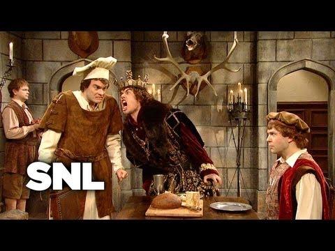 Royal Taster - Saturday Night Live