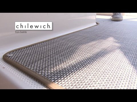 How To Replace Boat Carpet With Woven Flooring
