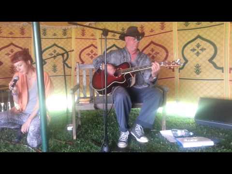 Jim Morton (Blind Side) Live