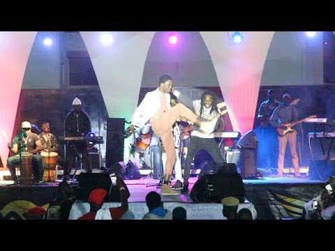 Revivez le concert de Wally Seck à Thies