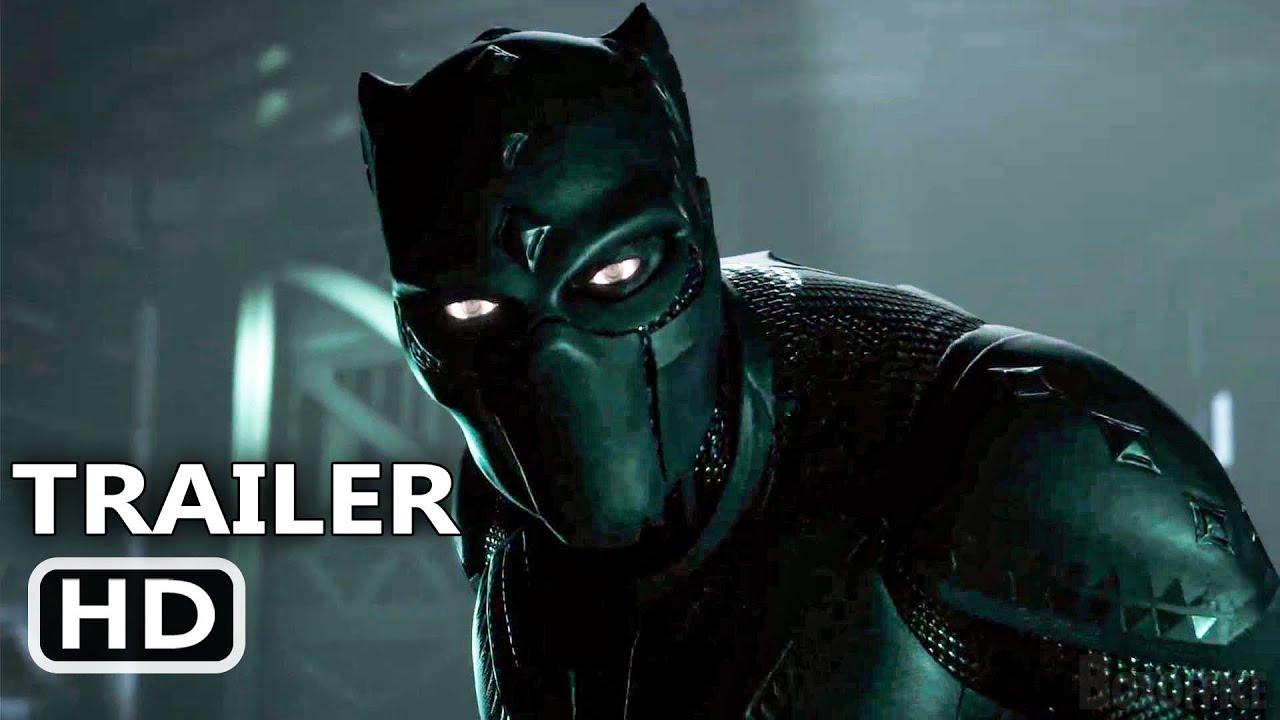 Download BLACK PANTHER: War for Wakanda Trailer (2021)