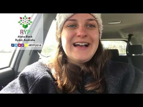 Alana Black - Rydal, Australia (Vlog 3, part 2)