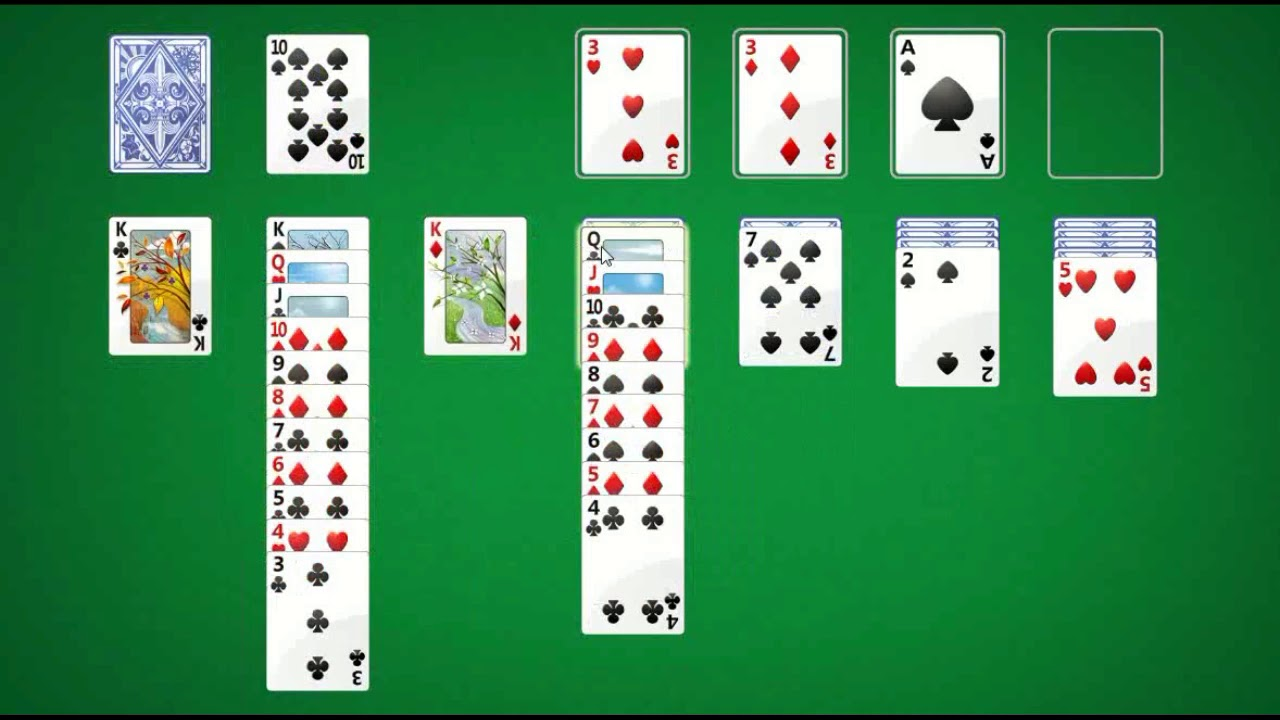 Косынка в казино русская рулетка автомат играть онлайн бесплатно