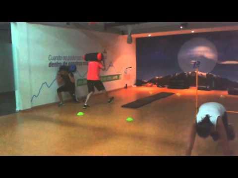 Entrenando con los Mejores - Salón Energy en Be1x3 - Entrenamiento Funcional en Bogotá