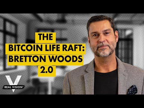 The Bitcoin Life Raft: The End of Monetary & Fiscal Policy As We Know It (w/ Raoul Pal)