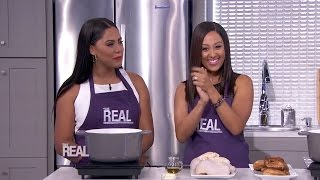 Cooking with Ayesha Curry