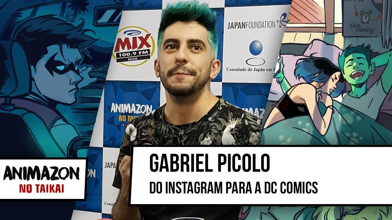 7acb4a78be16b1 Gabriel Picolo e os Casual Teen Titans - YouTube
