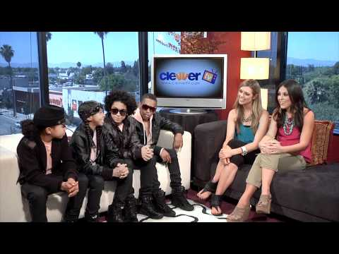 Mindless Behavior Interview: Meet the next big super group!
