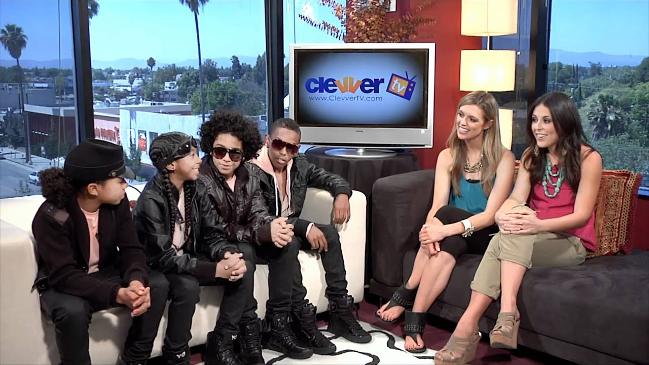 mindless behavior interview meet the next big super group