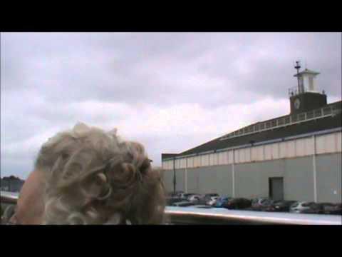 Fanfare for a visit to Tilbury Docks