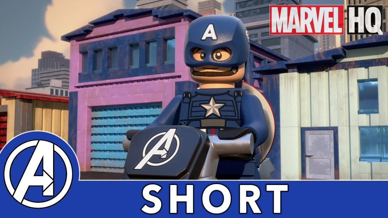 Surprise Visitor | LEGO Marvel Avengers: Climate Conundrum | Friends and Foes Part 2