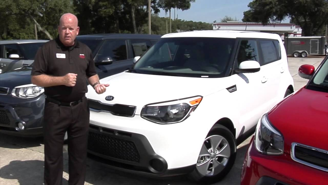 kia soul different trim levels deland kia daytona fl. Black Bedroom Furniture Sets. Home Design Ideas