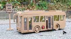 Upcoming Technology- How to make Toy Bus