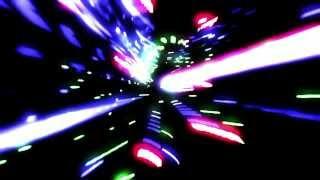 Flying Lotus - The Diddler (GTA V FlyLo FM) & Visualizer (Warp Space)