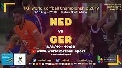 IKF WKC 2019 NED-GER