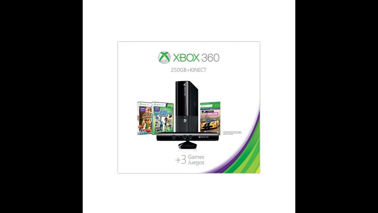 Kinect Xbox 360 E
