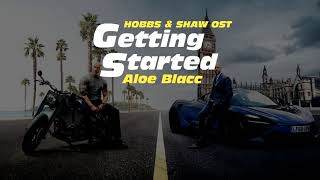 홉스&쇼(2019) OST : Getting Started (Hobbs & Shaw).FLAC / Hobbs & Shaw(2019) OST