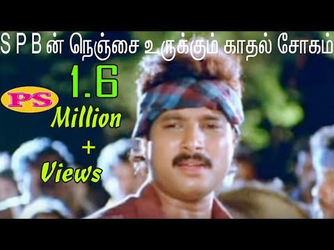 நெஞ்சை உருக்கும் காதல் சோகம் ||S. P. Balasubramaniam Love Sad Tamil Video Song