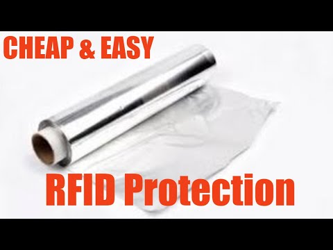 Cheap and Easy / RFID Protection