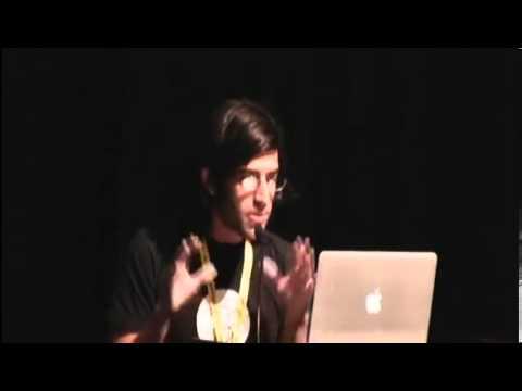 Aaron Swartz keynote - How we stopped SOPA