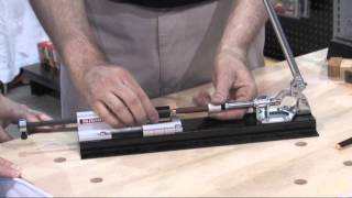 Milescraft Turners Pen Press Presented By Woodcraft