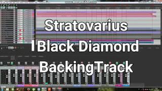 Download Mp3 Stratovarius - Black Diamond -backingtrack Terminado