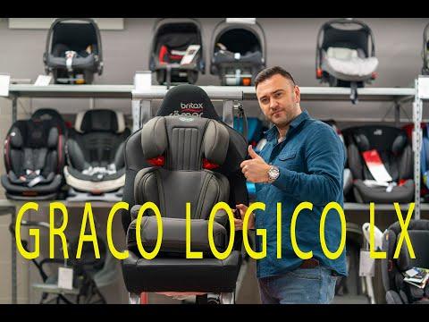 Graco Logico LX – автокресло от 3 до 12 лет