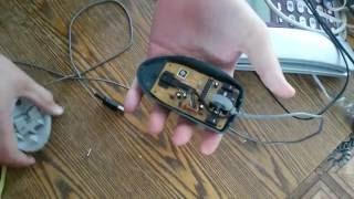 Колесико мышки прокручивается. Прокручивается мышка. Ремонт мышки. Не работает колесо мышки(, 2016-09-07T16:30:02.000Z)