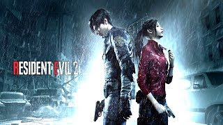 RESIDENT EVIL 2 REMAKE All Cutscenes (LEON AND CLAIRE MIXED) Game Movie 1080p 60FPS
